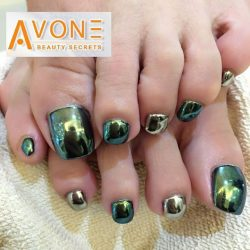 [AVONE BEAUTY SECRETS] Awesome presentation of gorgeous nailarts from our wonderful and dedicated Nailworks Teams across our various outlets!