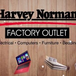 Harvey Norman: Factory Outlet With Up to 90% Savings on Electrical, Computers, Furniture and Bedding Products