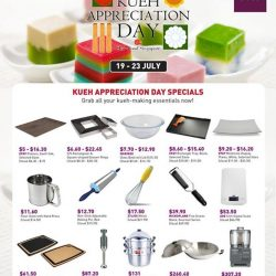 [ToTT Store] Attending the KuehAppreciationDay2017 Demo Classes at ToTT this Sunday?