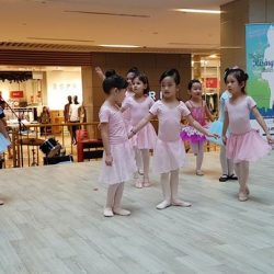 [Viva School of Music and Ballet] Selected Participants are entitled to 2 terms free additional ballet lessons.