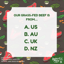 [Jack's Place] For a chance to WIN a $20 voucher, make a guess!