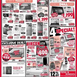 [Best Denki] More deals this weekend for Panasonic, Dell, Braun & Kuvings productsˆ!