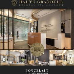 [Porcelain Aesthetics] We're honoured to be nominated for the 2017 Haute Grandeur Global Spa Awards!