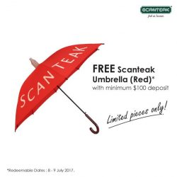 [Scanteak] Psst… We have limited exclusive items at Suntec Showroom.