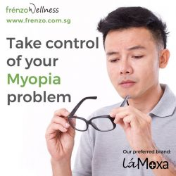[Frenzo Spa & Wellness] Afraid that your Myopia problems is getting worst?