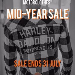 [Harley-Davidson] Repost @motorclothes_sg (@get_repost) ・・・ 3 days left till the sale ends!