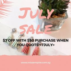 [Miss Empire] July Sale!