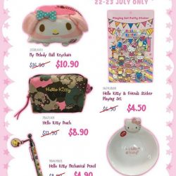 [Sanrio Gift Gate] Are you excited for this WEEKEND'S FLASH SALES?