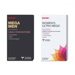[DIGGERSITE] B1-33, GNCBoost your health with GNC's MEGA MEN® and Women's Ultra Mega®!