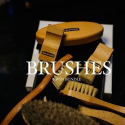 [Saphir] Save more when you shop our brush bundle sets.