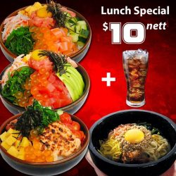 [Tenkaichi] BEST LUNCH DEAL!