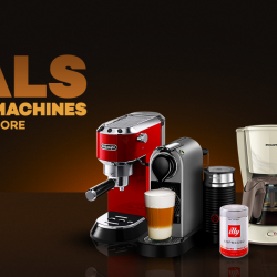 [Lazada Singapore] Be your own barista and enjoy deals on coffee machines!