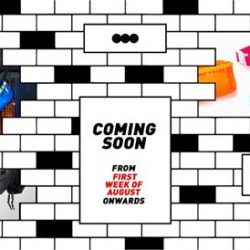 [Actually] Actually we are holding a major store revamp soon so keep a look out for new brands come 4 August,