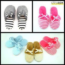 [Citrusox] Head back home to your comfy slippers and bid farewell to Monday blues!