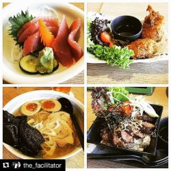 [issho izakaya] issholunch With more than 100 items to choose from, you are in for an oishii time at issho izakaya!