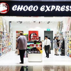 [Choco Express] Hey Peeps, sorry for the wait.