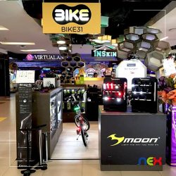 [NEX] Cycling aficionados, stop by BIKE31 if you are looking to gear up your bike!