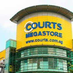[Courts] Come down to COURTS Megastore, Level 2 for great exclusive offers on LG Home Entertainment, Home & Kitchen Appliances.