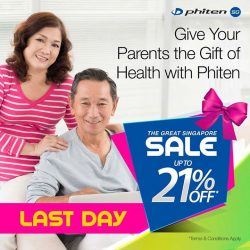 [Phiten Shop] Looking for the perfect gift for your parents or grandparents?