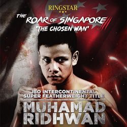 """[SISTIC Singapore] Tickets for The Roar of Singapore 3 - """"The Chosen Wan"""" goes on sale on 11 July."""
