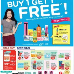 [Watsons Singapore] Psst…Our 1-Day Only OB day is here again!