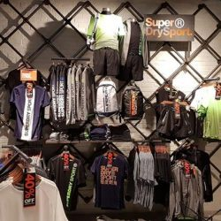 [Superdry] FINAL MARKDOWN SALE - Gear up for the week with Superdry Sports collection at 60% OFF* now.