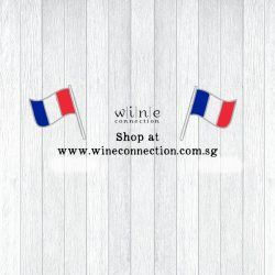 [Wine Connection] In conjunction with France's National Day on 14 July, we've put together a selection of award-winning French