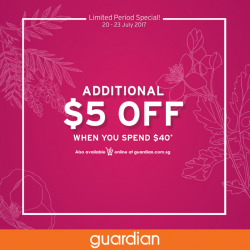[Guardian] Limited Period Special!