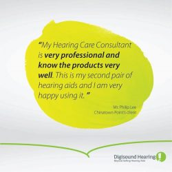 [Digi-Sound Hearing Care Centre] Offering the right solution for our clients