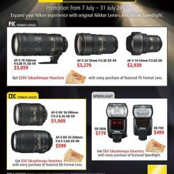 [Harvey Norman] Ready for your serious photography?