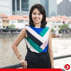 [OCBC ATM] The most interesting aspect of Clara's job as a Relationship Manager is bringing order to chaos, especially when dealing