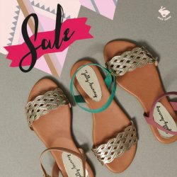 [Jelly Bunny] JELLY BUNNY END OF SEASON SALE• SHOES : CINIRA / BEIGE , GREEN , PINK / 30.