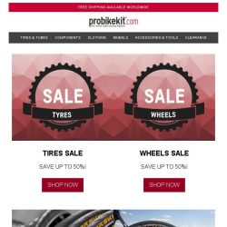 [probikekit] SALE Continues...