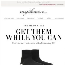 [mytheresa] Our ultimate hero piece: Balenciaga's Speed Trainer sneakers + free shipping