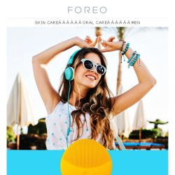 [Foreo] Summer's Best Skincare Accessory is Now on Sal