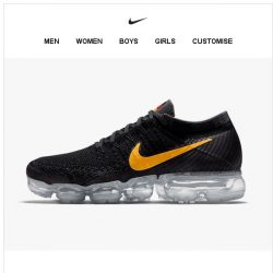 [Nike] Going Fast: Nike Air VaporMax iD