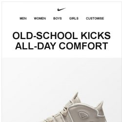 [Nike] Ultimate Air: More Uptempo 96 + Air Max 97