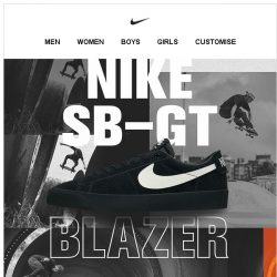 [Nike] Get it Now: Nike SB Blazer by Grant Taylor