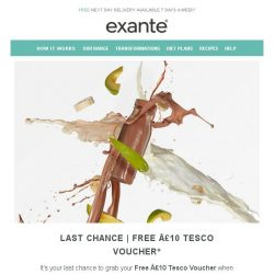 [Exante Diet] Half Price SALE Continues...