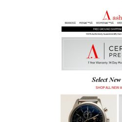 [Ashford] Certified Pre-Owned Watches - Rolex, Breitling, Cartier & More!