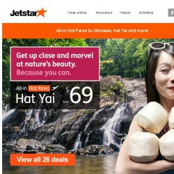 [Jetstar] How to get the cheapest flight lobangs and not miss out on any sales?