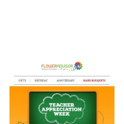 [Floweradvisor] Have You Ever Thought About How Teachers Spend Their 24 Hours?
