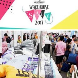 King Koil: King Koil Warehouse Sale 2017 is Back with Great Savings on Mattresses, Beddings, Furniture & More!