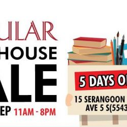 POPULAR: Warehouse Sale with Up to 90% OFF Selected Stationery, Gadgets & IT products
