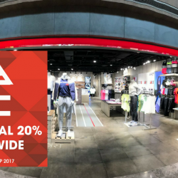 New Balance: Enjoy Additional 20% OFF Storewide In Stores!