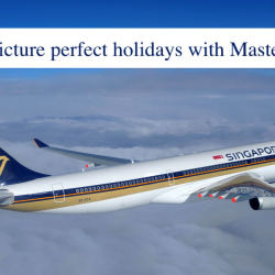 Singapore Airlines: Early Bird All-In Fares from $148 with Mastercard!