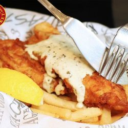 [The Manhattan FISH MARKET Singapore] How often do you get this mouth-watering Dory 'n Chips for only $4.