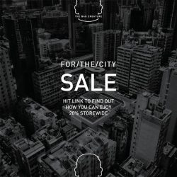 [The Bag Creature] Find out how you can get the best carry goods for the city, at a nice discount.