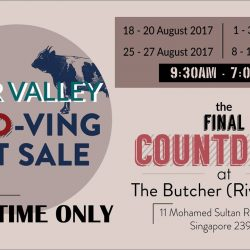 [The Butcher] Experience the massive deals available at our River Valley outlet's Moo-ving Out Sales with vast array of Beef