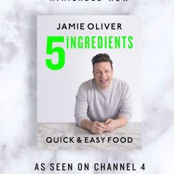 [Jamie's Italian] Brighten up your weekend with Jamie Oliver's new 5-Ingredients QuickAndEasyFood cook  - it's all about fuss-free, budget